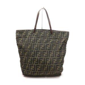 Fendi Vintage Zucca Tote Bag